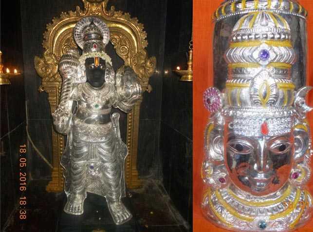 Temple Brass Thiruvachi suppliers madurai