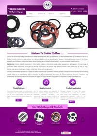 Industrial Rubber ProductsIN THENI