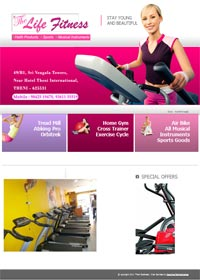 Fitness Center IN THENI