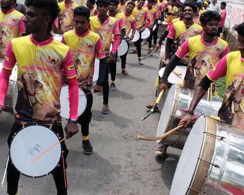 Nasik Dhol Team Sattur Kovilpatti