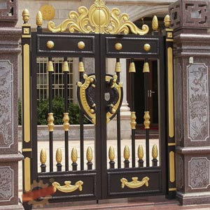 Theni Grill Gate Design