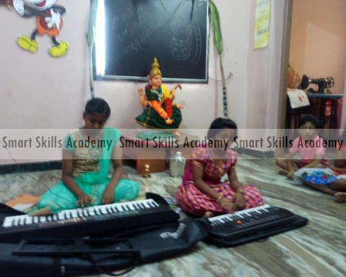 western dance coaching theni