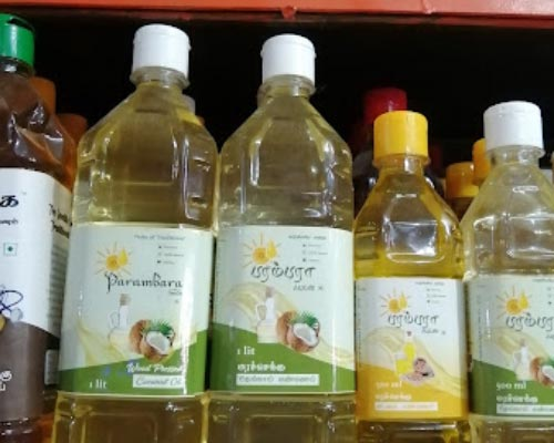 Kumbakonam Traditional Wooden Cold Pressed oils Mayiladthurai