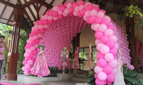 Best Balloons Decoration in theni near madurai