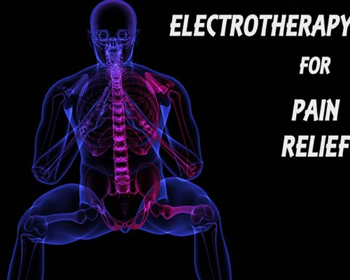 Electrotherapy For Pain Relief theni