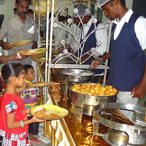 Multi cuisine caterers theni