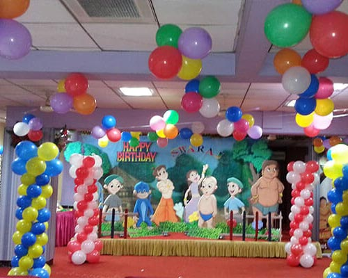 Kumily Balloon Stage Designer Chinnamanur Chinnamanur