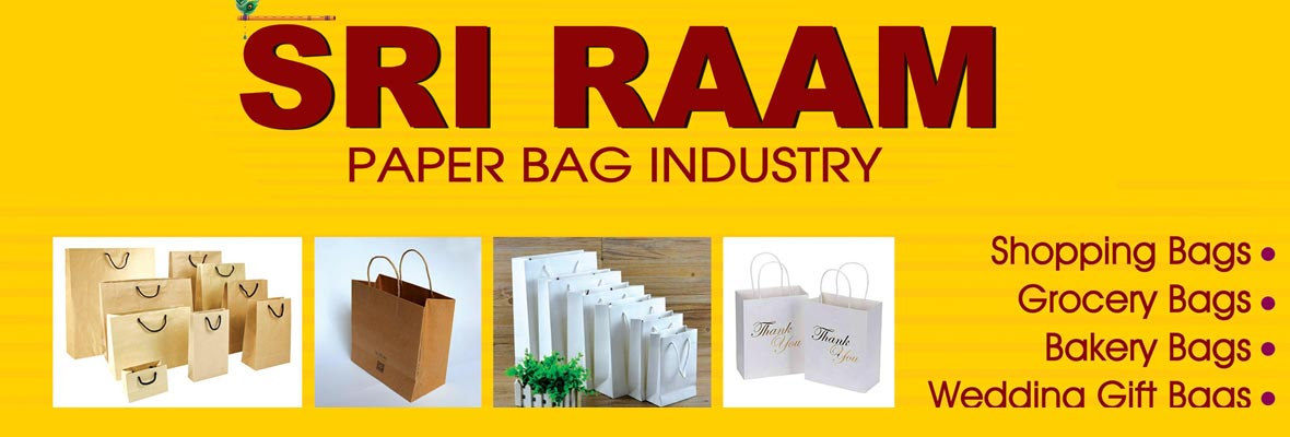 Paper Bag Supplirs
