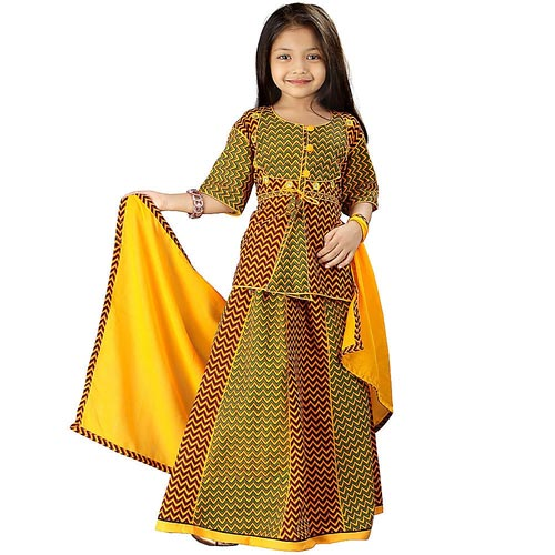 baby churidhar stitching