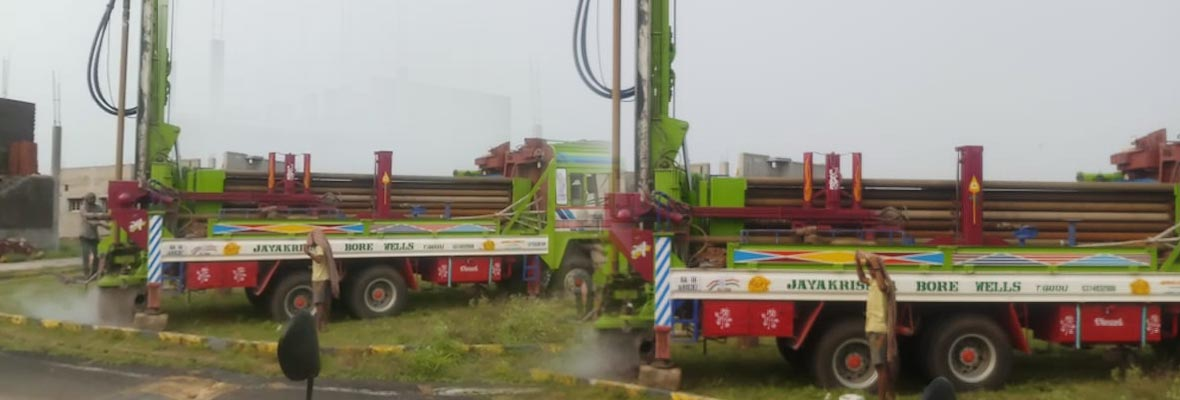 Borewells Drilling Service theni