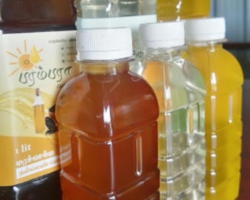 Theni Vaagai cold-pressed Coconut Oil Cumbm