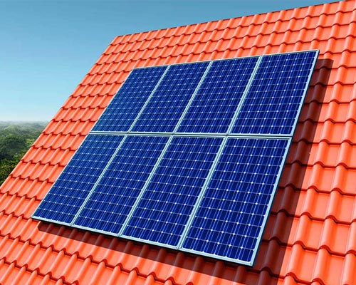 Theni Residential Solar Panel Installation Coimbatore