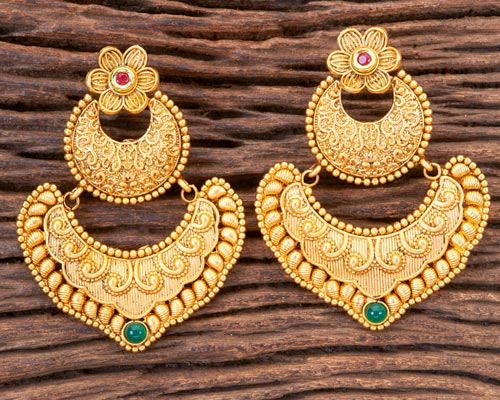 Gold Covering Jhumki Dealer Virudhunagar