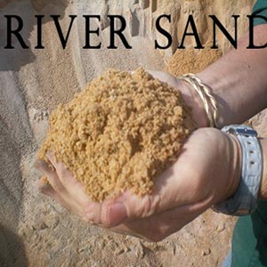River Sand For Construction