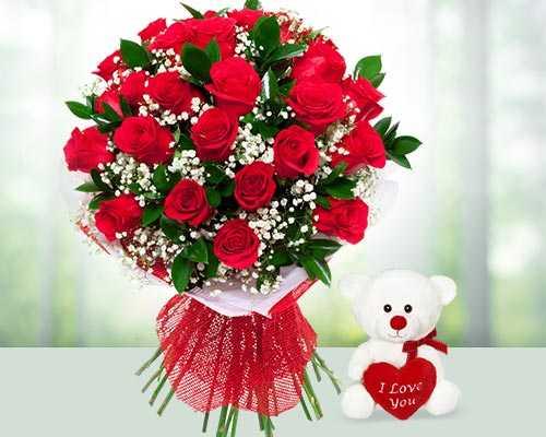 Send Flower Bouqet Gift Online Madurai
