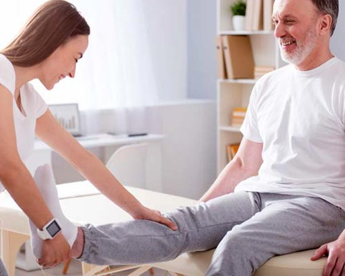 customised physiotherapy services kumily