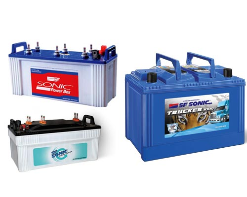 Commercial Battery Showroom Theni