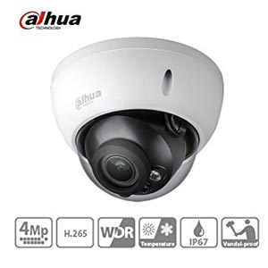 dahua dome camera service