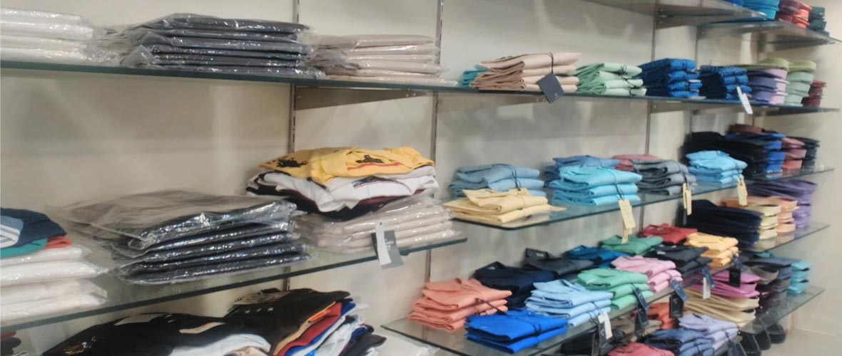 Buy multi brand mens garments theni