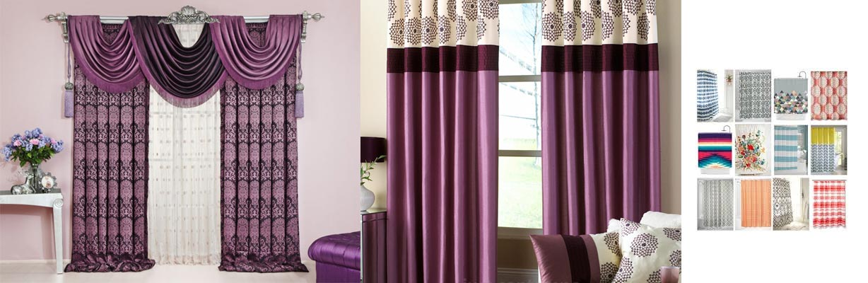 curtains Dealer theni