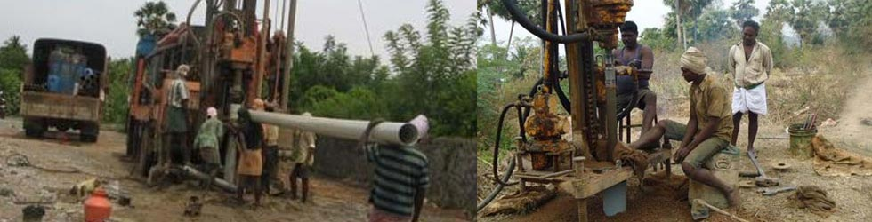 borewell cleaning service theni