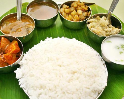 Hot Lunch Provider chinnamanur