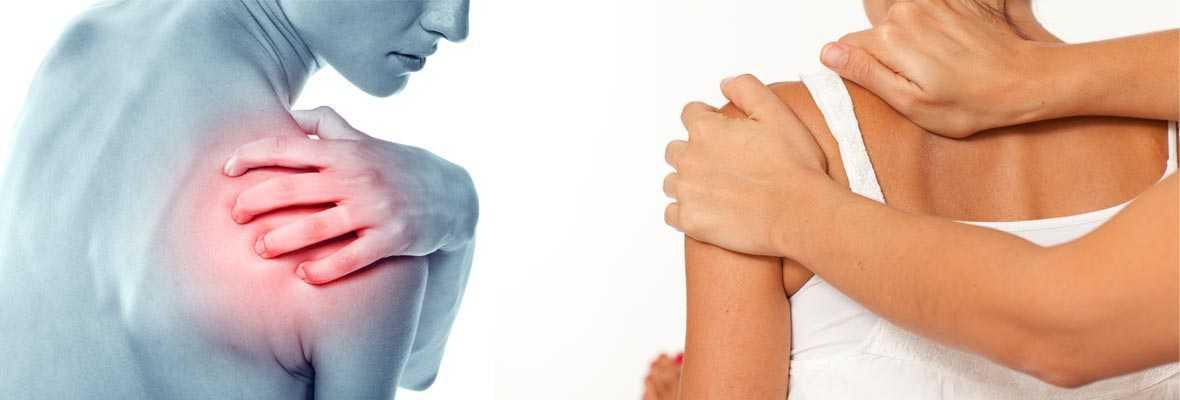 Professional Shoulder Pain Treatment cumbum