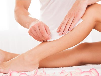 Full body Waxing in theni