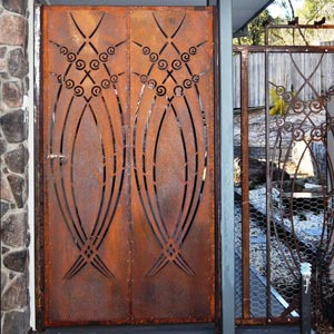 Homes Iron Main Entrance Gate Designs Periyakulam