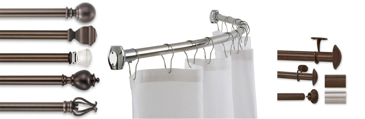 Modern Curtain Rods accessories