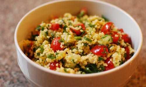 Millet Salad