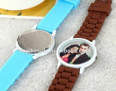 Custom Print Wrist watch gift Sales chinnamanur