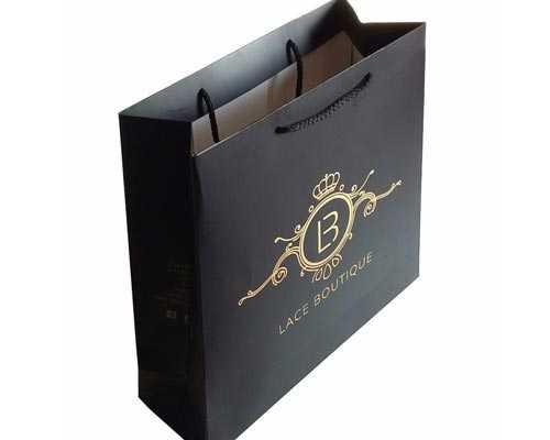 Kerala Recycled Luxury Boutique Paper Bag Periyakulam