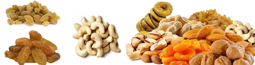 Theni Dry Fruits Suppliers