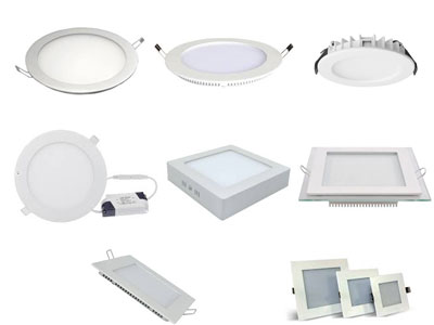 Led color panel light dealer theni