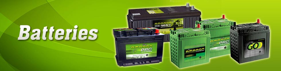 Amaron Batteries Sales in theni
