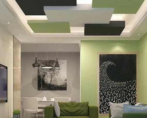Living Room Ceiling Designing Batlagundu