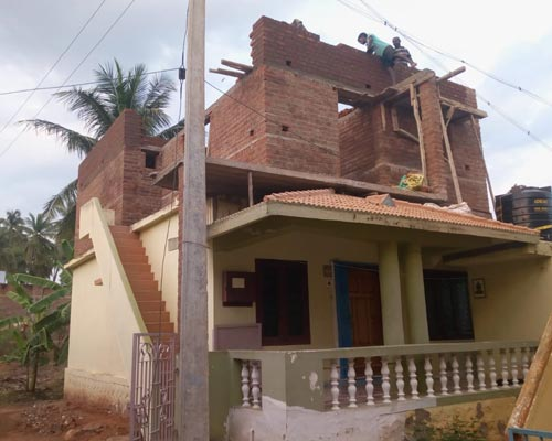 School Construction Plan theni