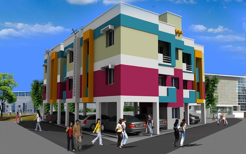 Harish Construction paramakudi