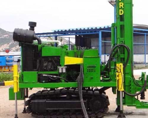 Theni Robo Drilling Service Madurai