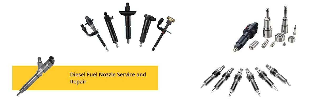 diesel pump nozzle service expert chinnamanur