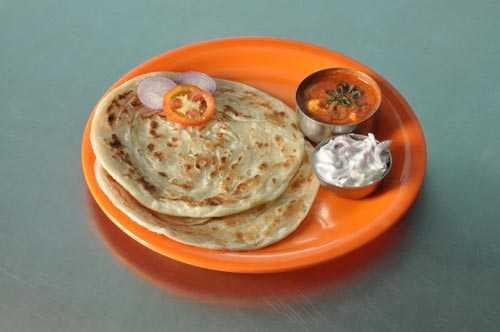 Top Paratha Restaurant Theni