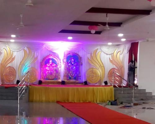 Party Hall For Reception Theni