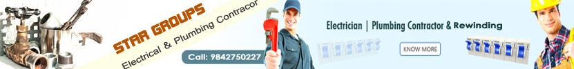 Electrical-&-Plumbing-Contractor-Chinnamanur