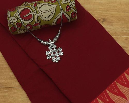 Dindigul Traditional Chettinad Cotton Saree Buy Bangalore