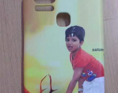 Cumbum Printed Moble Back Cover Sales Theni