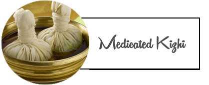 Medicated Kizhi