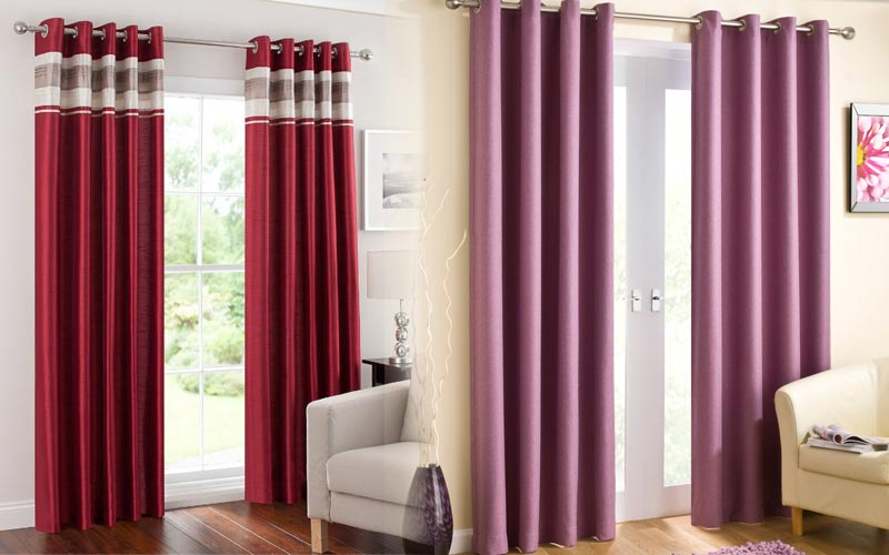 High Quality Cotton Linen Curtains