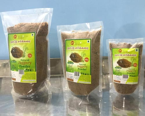 Madurai Natural Jaggery Powder Suppliers Tamil Nadu