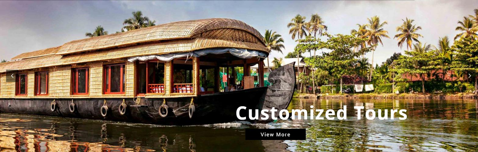 Custom tourist package operator cumbum